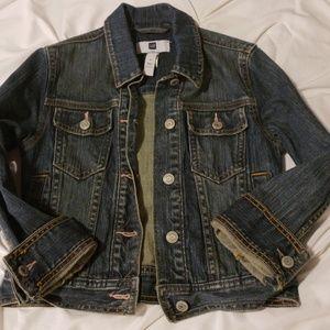 Gap jean jacket M